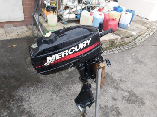 MERCURY 2,5 HP